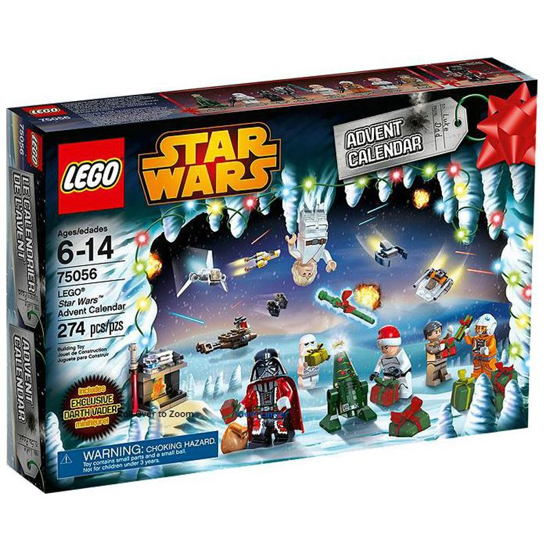 lego star wars adventskalender 2014 75056. Black Bedroom Furniture Sets. Home Design Ideas