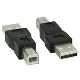 USB 2.0 Adapter Stecker A an Stecker B