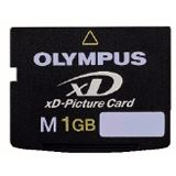 1GB Olympus xD Picture Card Typ M