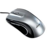 Ultron UM-300 Office Optical Mouse USB silber (kabelgebunden)