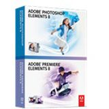 Adobe PHOTOSHOP und PREMIERE ELEMENT