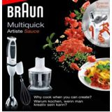 Braun MR 6550 MCA Multiquick