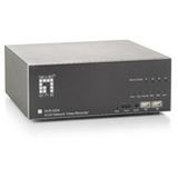 LevelOne NVR-0204 4-Kanal Video Recorder
