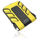 320GB ADATA SH93 Hi-Speed USB racing car yellow