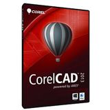 Corel CorelCAD 2013 32/64 Bit Multilingual Grafik EDU-Lizenz PC/Mac (DVD)