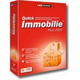Lexware QuickImmobilie Plus 2015 32/64 Bit Deutsch Buchhaltungssoftware Vollversion PC (CD)