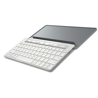 Microsoft Universal Mobile Keyboard Bluetooth Deutsch grau (kabellos)