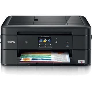 Brother MFC-J880DW Tinte Drucken / Scannen / Kopieren / Faxen Cardreader / LAN / USB 2.0 / WLAN / NFC