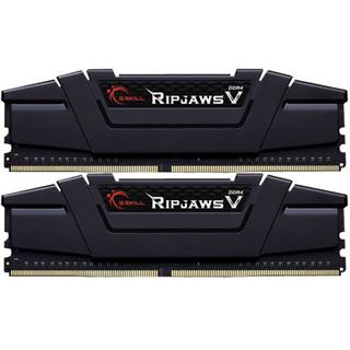 16GB G.Skill RipJaws VKB schwarz DDR4-3200 DIMM CL16 Dual Kit