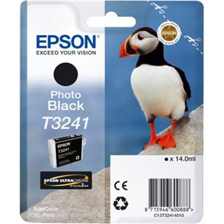 Epson Tinte photo schwarz 14.0ml