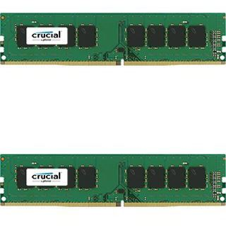 32GB Crucial CT2K16G4DFD8213 DDR4-2133 DIMM CL15 Dual Kit