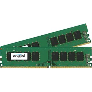 16GB Crucial CT2K8G4DFS8213 DDR4-2133 DIMM CL15 Dual Kit