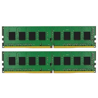 16GB Kingston ValueRAM KVR21N15S8K2/16 DDR4-2133 DIMM CL15 Dual Kit