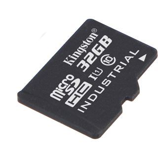 32 GB Kingston UHS-I Industrial Temperature microSDHC Class 10 Retail