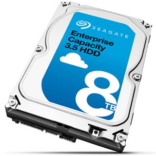 "8000GB Seagate Enterprise Capacity ST8000NM0045 256MB 3.5"" (8.9cm) SATA 6Gb/s"