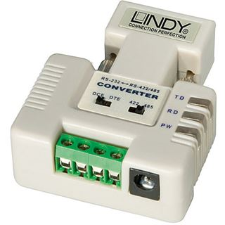 Lindy RS232 an RS485/RS422 Konverter