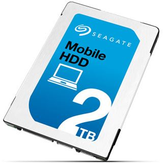 "2000GB Seagate Mobile HDD ST2000LM007 128MB 2.5"" (6.4cm) SATA 6Gb/s"