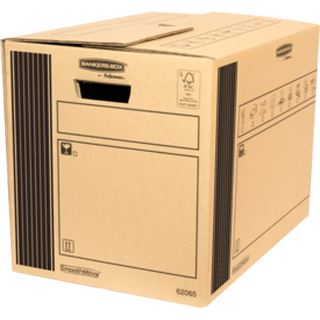 Fellowes BANKERS BOX Classic Cargo Box SmoothMove, groß