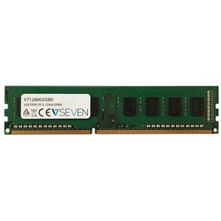 2GB V7 V7128002GBD DDR3-1600 DIMM CL11 Single
