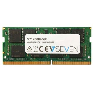 4GB V7 V7170004GBS DDR4-2133 SO-DIMM CL15 Single