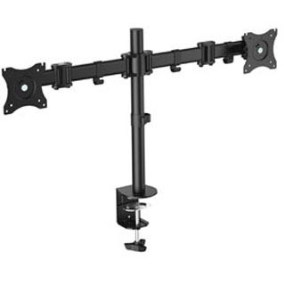 "Equip 13-27"" Economy Desktop Stand 2 Monitor"