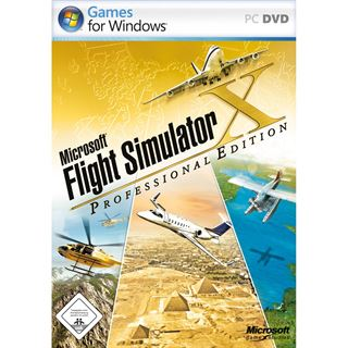 Flight Simulator X - Professional (PC)
