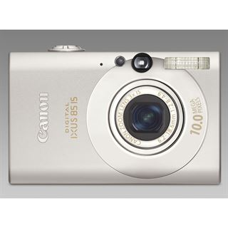 "Canon Digital Ixus 85 IS 10MPix 3fach opt. Zoom 2,5"" LCD silber"