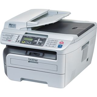 Brother MFC-7440N Multifunktion Laser Drucker 2400x600dpi LAN/USB2.0