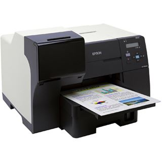 Epson Business Inkjet B-500DN 5760x1440dpi Tinte Color USB