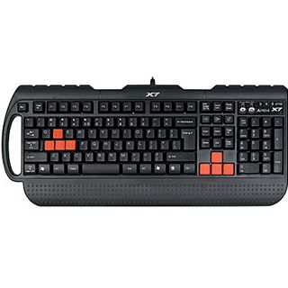 A4Tech X7-G-700 Professional Gaming Keyboard
