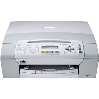 Brother MFC-250C Multifunktion Tinten Drucker 2400x600dpi USB2.0