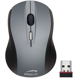 Speedlink SL-6360-SGY Apex - Nano Receiver Mouse