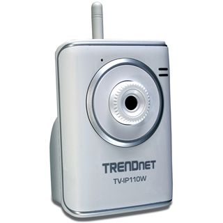 TrendNet TV-IP110W Wireless Network Camera