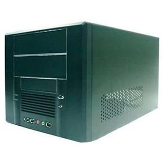 Mini-ITX HG Inter-Tech Flex-ATX CUBE 669 schwarz (220 Watt)