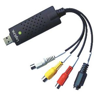 LogiLink Audio und Video Grabber USB 2.0
