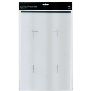 Wacom Coversheet Clear Hülle für Intuos4 M (ACK-10022)