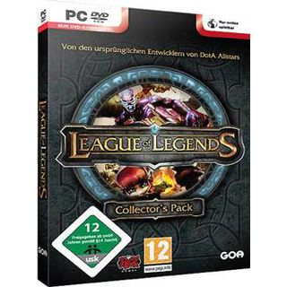 League of Legends CD-Rom (PC)