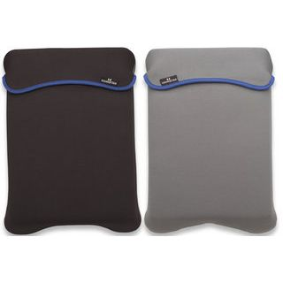 "Manhattan Notebook Sleeve 14.1"" (35,81cm) Schwarz / Grau"