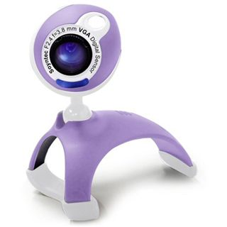 Soyntec Webcam Joinsee 351 Violett