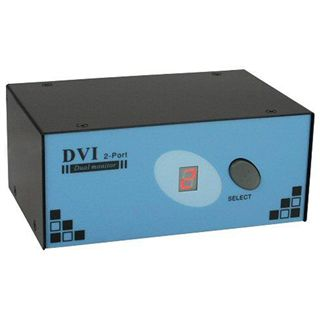InLine KVM Switch, , DVI