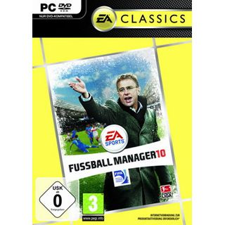 EA Sports Fussball Manager 2010 (PC)