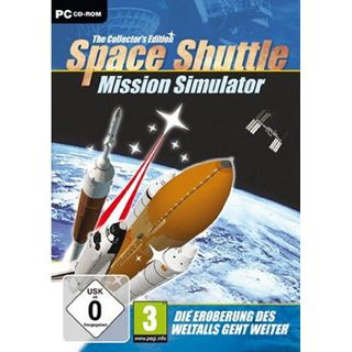 Space Shuttle Mission Simulator Collector´s Edition (PC)