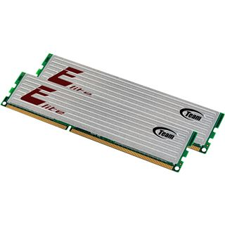4GB TeamGroup Elite DDR3-1066 DIMM CL7 Dual Kit