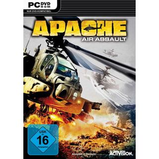 Activision APACHE - AIR ASSAULT (PC)