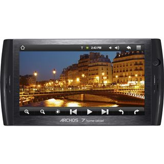 """7"""" (17,78cm) 8GB Archos 7 Home Tablet V2 Touch Android 2.1"""
