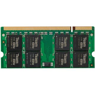 2GB TeamGroup Value DDR2-800 SO-DIMM CL5 Single