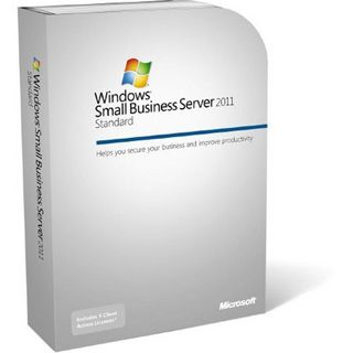Microsoft Windows Small Business Server 2011 Standard 64 Bit Deutsch Zugriffslizenz 1 User