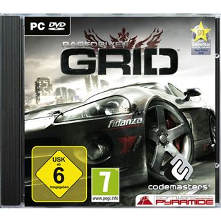 AK Tronic Race Driver Grid 6 (PC)