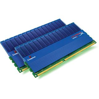 8GB Kingston HyperX T1 DDR3-1600 DIMM CL9 Dual Kit