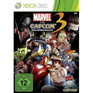 Capcom MARVEL VS. CAPCOM 3: FATE OF (XBox360)